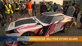 The Solar-powered car race in South Africa [The Morning Call]