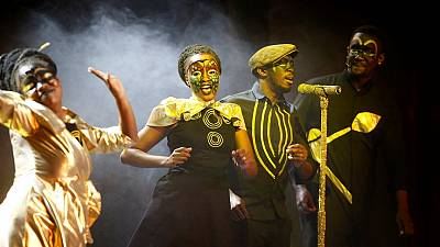 Kenya's 'Tinga Tinga' children musical heads to Broadway