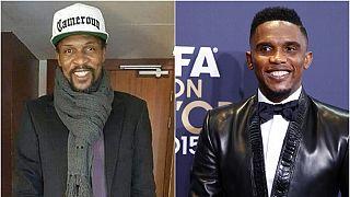 Au Cameroun, Samuel Eto'o et Rigobert Song appellent à voter pour Paul Biya