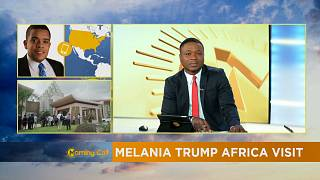 La tournée africaine de Melania Trump [The Morning Call]
