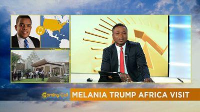 La tournée africaine de Melania Trump [The Morning Call]