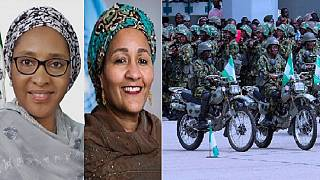 Nigeria's 'powerful' women: Diplomacy, politics, army