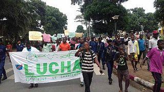 RDC : une manifestation contre les tueries de Beni dispersée