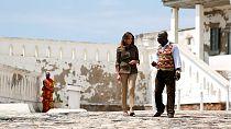 Au Ghana, Melania Trump plonge dans la mémoire de l'esclavage