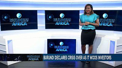 Le Burundi tente de relancer son économie [Business Africa]