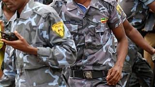 Drunk Ethiopian police shoots dead two colleagues