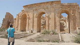 Libye : combats et pillages menacent la cité de Sabratha classée au patrimoine mondial