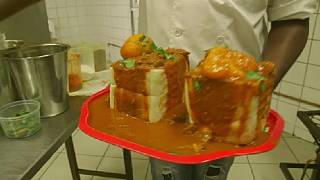 S.Africa's bunny chow fuses cultures and flavors