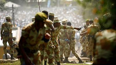 Ethiopia rights body calls for deployment of army in violent regions