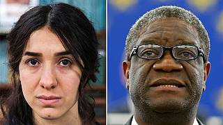 Le Nobel de la paix au Congolais Denis Mukwege et à l'Irakienne Yazidie Nadia Murad