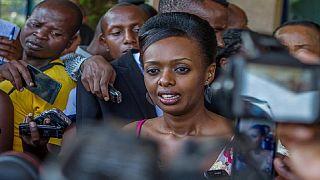 Rwanda: l'opposante Diane Rwigara libérée sous caution