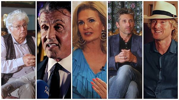 Sylvester Stallone est dans Inspire Middle East