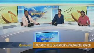 Thousands flee Cameroon's anglophone regions ahead presidential [The Morning Call]