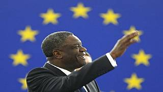 RDC : Denis Mukwege dédie son Nobel de la paix aux femmes