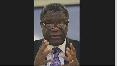 La RDC célèbre le docteur Mukwege