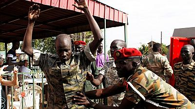 Last South Sudanese rebels leave DR Congo