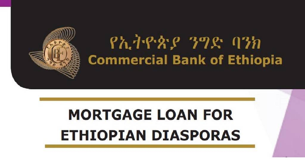 Commercial bank of Ethiopia woos diaspora with mortgage loans