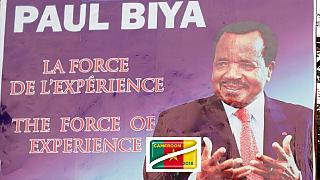 Live: Cameroon's presidential results underway, Biya takes early lead