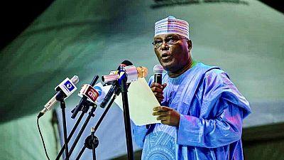 Nigeria ex-veep Atiku to lead main opposition PDP into 2019 polls