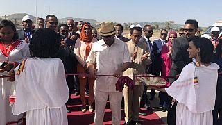 Ethiopia PM opens industrial park in Oromia region