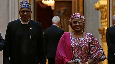 Mrs. Buhari knocks Nigeria ruling APC over impunity, manipulation