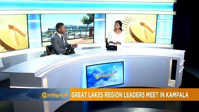 Réunion des pays des grands lacs à Kampala [The Morning Call]