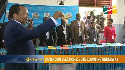 Présidentielle: Les camerounais ont voté ce dimanche [The Morning Call]