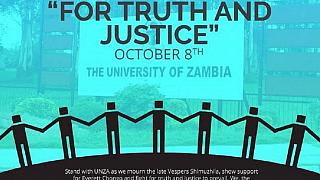 Zambia gov't responds to protests of university students