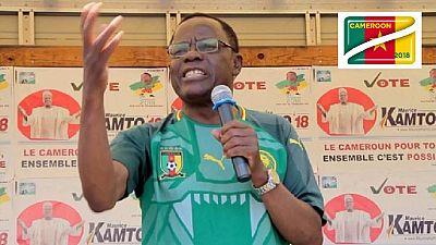 Cameroun : le candidat Maurice Kamto se déclare vainqueur de la présidentielle