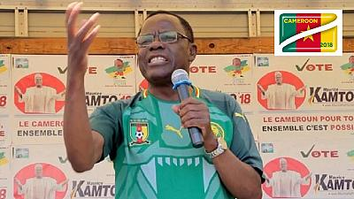 Cameroon: Maurice Kamto declares himself winner of presidential election