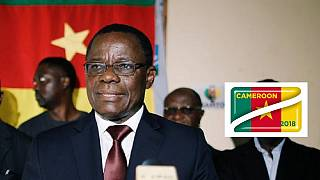 Maurice Kamto: Ex-Cameroon minister claiming to be president-elect