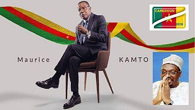 Cameroon govt dismisses 'irresponsible' Kamto's illegal declaration
