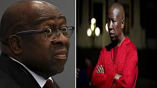 Malema's EFF declares 'war' to remove South Africa's finance minister