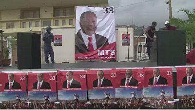 La campagne électorale est ouverte à Madagascar