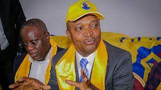"""RDC-présidentielle : le candidat pro-Kabila demande à l'UE la levée des sanctions """"humiliantes"""""""