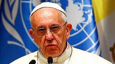 Le pape François attendu à Madagascar en 2019