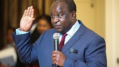 Ramaphosa appoints Tito Mboweni new finance minister