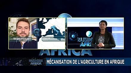 Plans to mechanize agriculture in Africa