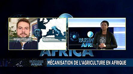 Mécanisation de l'agriculture en Afrique