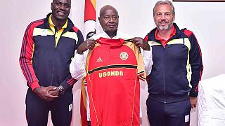 AFCON: Museveni tasks football body to improve diet of Uganda Cranes