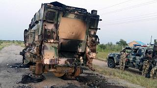 Nigeria army foils Boko Haram incursion, 7 soldiers killed