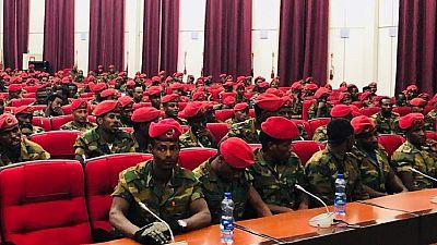 Éthiopie: des militaires manifestent pour l'augmentation de leur solde