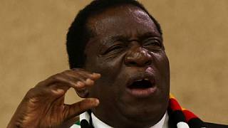 Zimbabwe president 'wholeheartedly' against death penalty