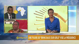 "Nigeria : la fondatrice de ""Bring back our girls"" vise la presidence [The morning call]"