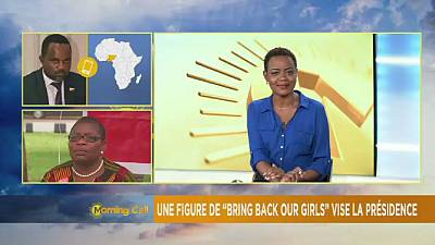 Nigeria: 'Bring Back Our Girls' co-founder for president [The Morning Call]