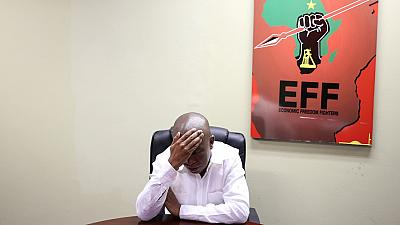 En Afrique du Sud, le parti de Julius Malema englué dans un vaste scandale de corruption