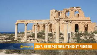 Libya's heritage site threatened by conflict [The Morning Call]