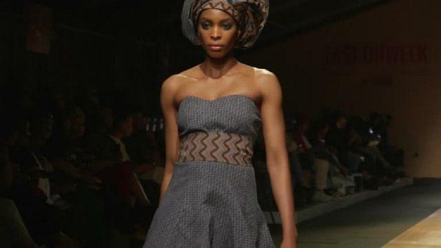 Des créateurs dévoilent les dernières collections africaines à Jobourg Fashion Week [No Comment]