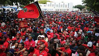 Afrique du Sud: un membre influent du parti de Malema réagit à des accusations de corruption