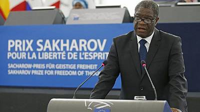 10 facts about DR Congo's rape surgeon, 2018 Nobel Peace laureate